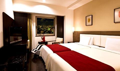 ホテル最上階に機能性と寛ぎを兼ね備えた上質空間 「Jプレミアムフロア」