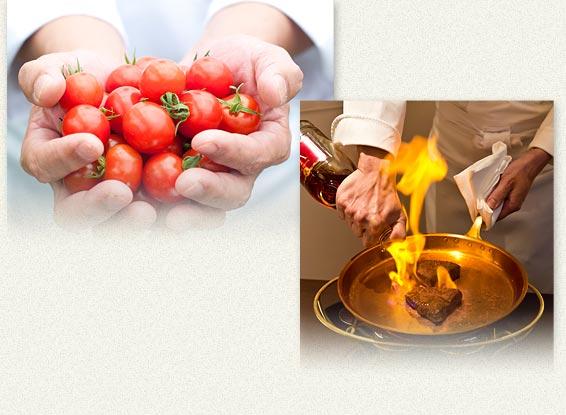 レストラン ボナペティ料理イメージ
